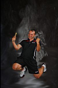 Tischtennis DJK Elmar Kohlscheid Trainer Jugend Markus Brüsseler